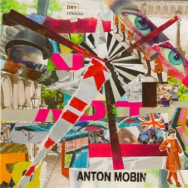 Anton Mobin - LONDON - a field memory